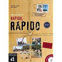 Rapido, rapido : Curso intensivo de español (2CD audio)