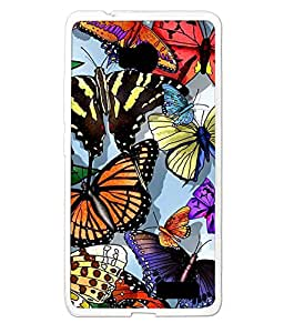 CRAZYMONK DIGITAL PRINTED BACK COVER FOR MICROMAX Q382