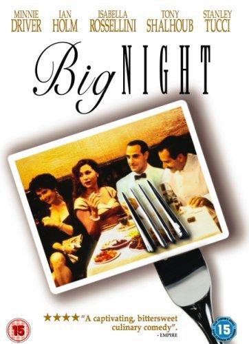 Big Night [DVD] [1996] by Minnie Driver