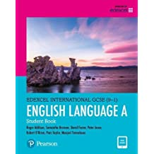 Pearson Edexcel International GCSE (9-1) English Language A Student Book