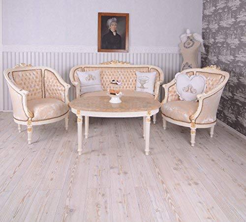 PALAZZO INT Riesige Sitzgruppe, Stilmöbel, Sitzmöbel, Salongarnitur, Garnitur -