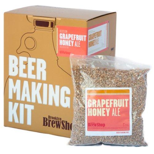 Beer Making Kit - Grapefruit Honey Ale