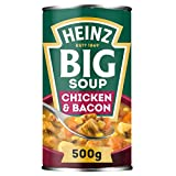 Heinz Big Soup Smokin' Chicken and Bacon, 500 g