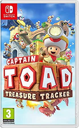 Captain Toad: Treasure Tracker (Nintendo Switch)