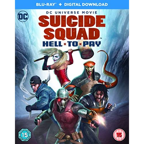 Suicide Squad: Hell to Pay [Reino Unido] [Blu-ray] 6