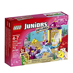 LEGO Juniors Ariel's Dolphin Carriage 10723