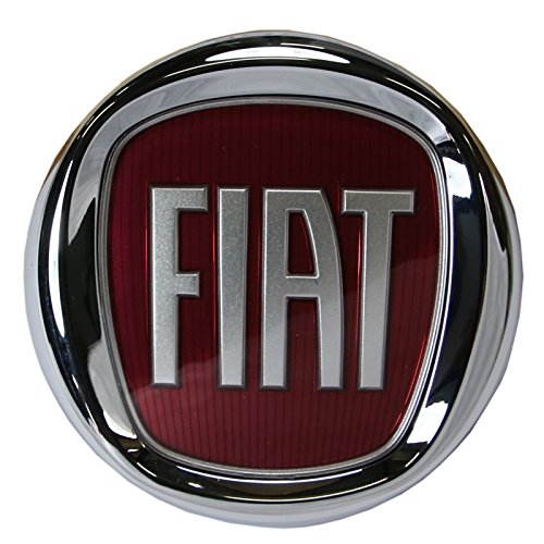 735461033 Original Fiat Grande Punto Emblem Firmenlogo Heck hinten