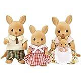 Sylvanian Family 3148 - Muñecos de la familia de los canguros