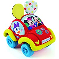 Clementoni Baby Disney Car Interactive Cuddly, Multicoloured (55259) preiswert