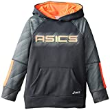 ASICS Big Boys' Long Twin Sleeve Fleece ...