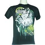 Sleeping With Sirens (Owl) Tamaño pequeño nuevo. Camiseta 1409