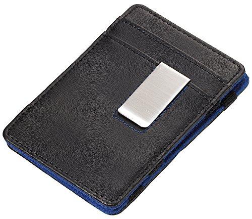 60b69108ad TROIKA NIGHT SKY – MCC37/BL – Porta carte di credito e porta biglietti da