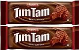 TimTams Arnott's Tim Tam Original Biscuits, 200 g, Pack of 2