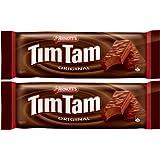 Arnott's Tim Tam Biscuits 200g (2 Pack) (Made in Australia) [Amazon Prime] (Original)