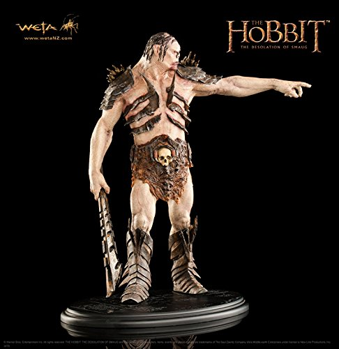 Weta–el Hobbit Bolg Figura, 9420024712818 2