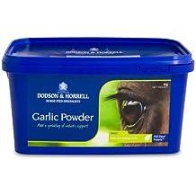 Dodson & Horrell Knoblauchpulver für Pferde, 1,5kg oder 3kg - Reiner Knoblauch