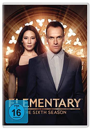 Elementary - Season 6 [6 DVDs]