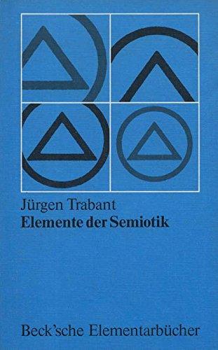 Elemente der Semiotik