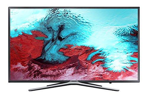 Samsung UE49K5579SUXZG 123 cm (49 Zoll) Fernseher (Full HD, Triple Tuner, Smart TV) - Tv Samsung 46