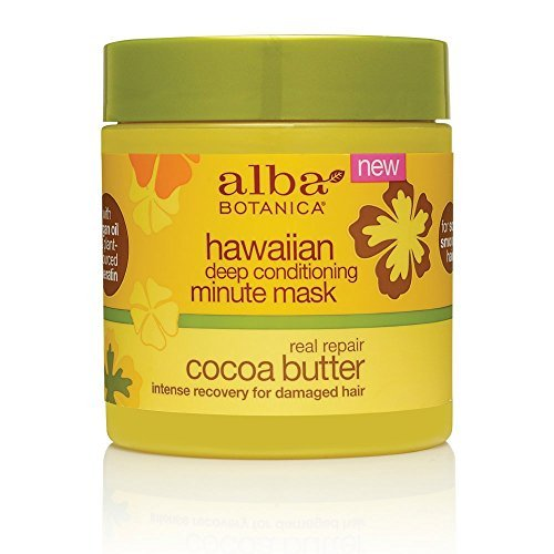 alba-botanica-hawaiian-cocoa-butter-deep-conditioning-minute-mask-55-ounce-by-alba-botanica