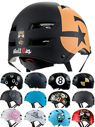 Skullcap® BMX Helm - Skaterhelm - Fahrradhelm - Herren | Damen | Jungs & Kinderhelm Gr. M (55 - 58 cm), No. 5