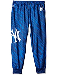 New York Yankees Men's MLB Polyester Jogger Pants