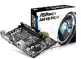 ASRock AM1B-MDH Mainboard Sockel (HDMI, DVI, VGA, SND, GLN, U3, SATA III)