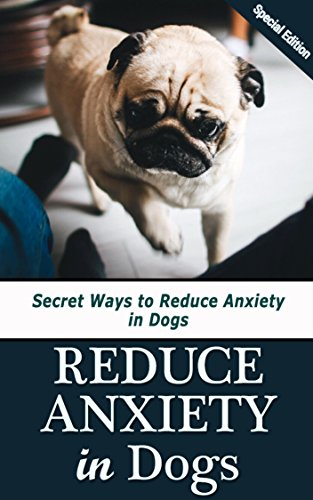 Reduce Anxiety in Dogs: Secret Ways to Reduce Anxiety in Dogs (English Edition) por Angela Redrick