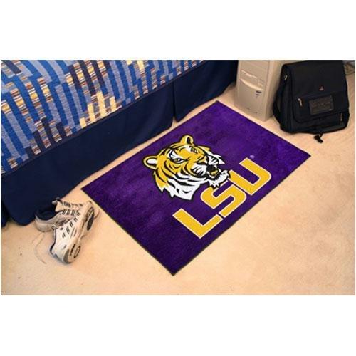 FANMATS NCAA Louisiana State University Fußball Starter Matte 20