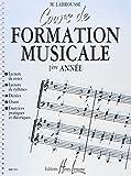 Cours de formation musicale Volume 1...