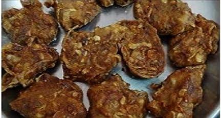 Home Made Vengaya (Onion) Vadagam | South Indian Home Made Food&Vathal,vadagam | Nativcrush(200gram)