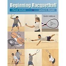 Beginning Racquetball (Wadsworth Activities)