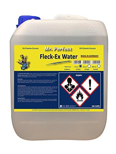 Mr. Perfect Fleck Ex Fleckenwasser 10 Liter - Kfz-Textilreiniger