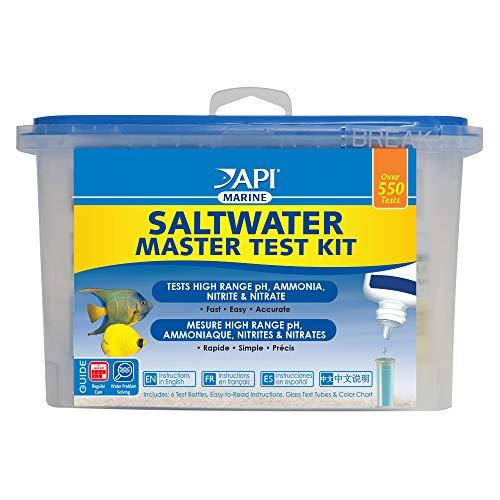 API Acquario d' Acqua Dolce Master Test Kit