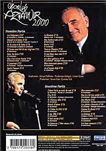 Charles Aznavour : Live au Palais des Congrès (2000)