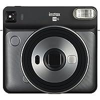 instax SQUARE SQ6 instant camera, Graphite Grey