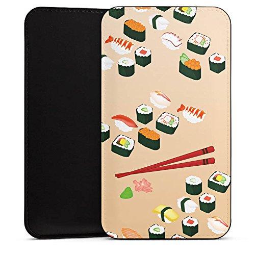 DeinDesign Wiko Sunny 2 Plus Hülle Tasche Sleeve Socke Schutzhülle Sushi Food Essen