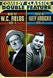 Best of W.C.Fields [vol 1] + Best of Fatty Arbuckle [vol 1][Slim Case][Doule Feature]