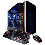 iBUYPOWER Gaming Desktop PC Intel i7-8700 3.2Ghz, AMD Radeon RX 580 4GB, 16GB