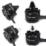 Gaddrt MT2204 2300KV CW/CCW moteur brushless pour mini Quadcopter thread, 2Pcs