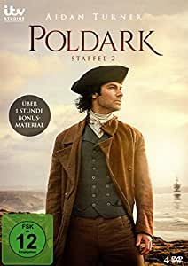 Poldark-Staffel 2 (Standard Edition) [4 DVDs]