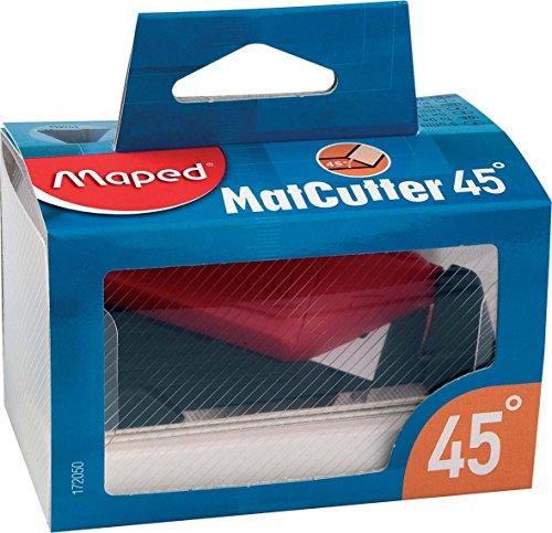 maped mat cutter instructions