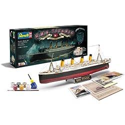 Revell - 05715 - Maquette - Coffret Cadeau 100 Ans de Titanic - Special Edition
