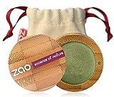 Zao Organic Makeup - sombra de ojos crema bambú oz 252-0,11.