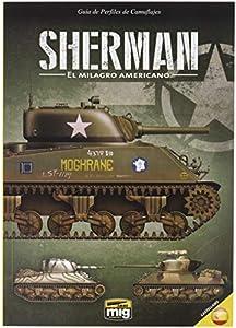 AMMO MIG-6081 Sherman: El Milagro Americano Castellano, Multicolor