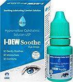 I-DEW Soothe Daytime - Sollievo istantaneo per gli occhi asciutti, colliri lubrificanti senza conservanti - Saldi invernali Sconto del 50% - Adatto per gli utenti di lenti a contatto