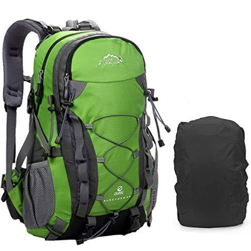23744101517994 AM SeaBlue Outdoor Trekking Zaino - Multifunzione Water Resistant 40L  Leggero Zaino da escursione Zaino grande capacità per campeggio Viaggi  Alpinismo ...