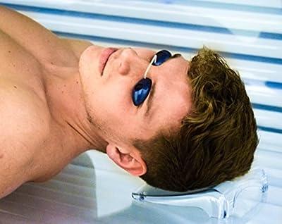 Premium Solarium Schutzbrille von
