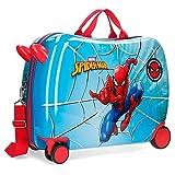 Marvel Spiderman Street Bagage enfant 50 centimeters 39 Multicolore (Multicolor)
