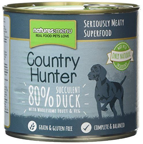 natures-menu-country-hunter-duck-and-plum-natural-dog-food-6x-600g